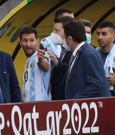 El mail que llegó 50 minutos antes del partido y que puede perjudicar a la Selección Argentina