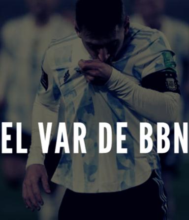 Del relato de la TV brasileña, a la gran pregunta: qué hizo Messi tras el partido
