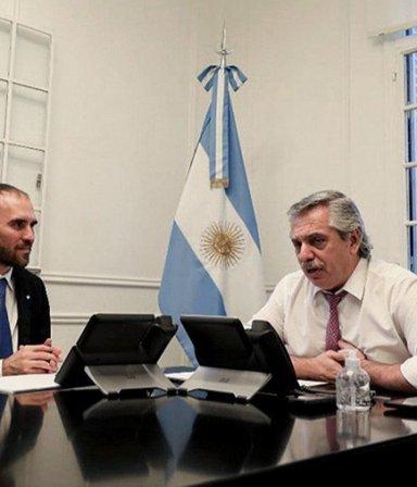 Guzmán presentó el Presupuesto 2022: prevé una inflación del 33% y un dólar a $131