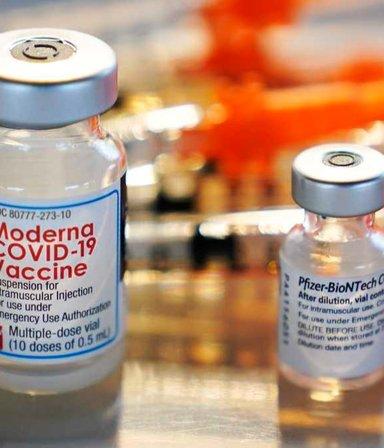 Moderna y un nuevo estudio sobre su inmunidad: ¿es necesaria una dosis de refuerzo?