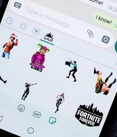 La nueva función de WhatsApp con la que podés convertir tus fotos en stickers