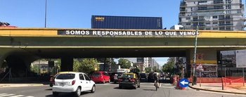 Desde hoy cierran el puente de Juan B Justo: cómo va a ser la demolición sin explosivos