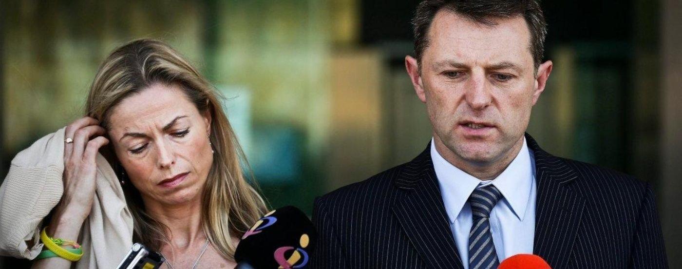 """El padre de Maddie McCann reveló nuevos detalles de la """"noche del terror"""" en la que desapareció su hija"""