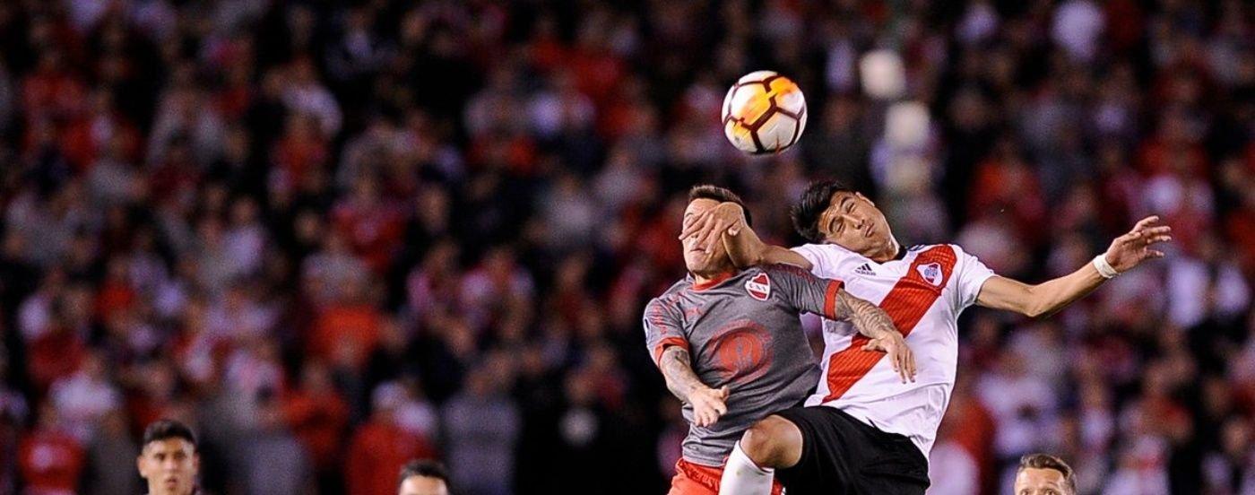 River le ganó 3 a 1 a Independiente y se metió en las semifinales de la Copa Libertadores