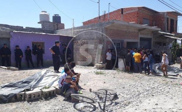El violador era vecino de su víctima y la abusó en un descampado / Gentileza: Somos Jujuy.