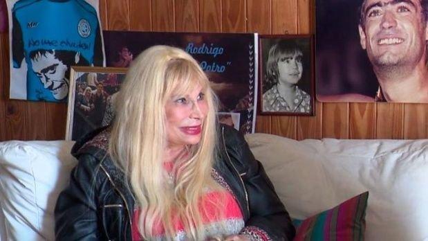 Beatriz Olave, la mamá de Rodrigo, también cree que lo mataron.