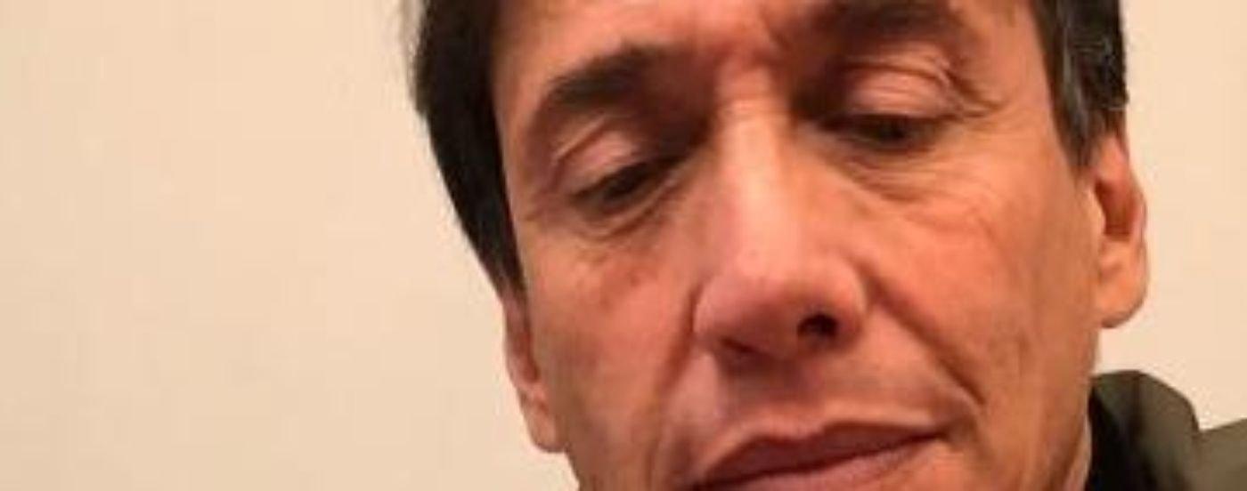 """Los audios de Gianola en medio de las denuncias por acoso: """"Esta tarde me tiro abajo de un tren"""""""