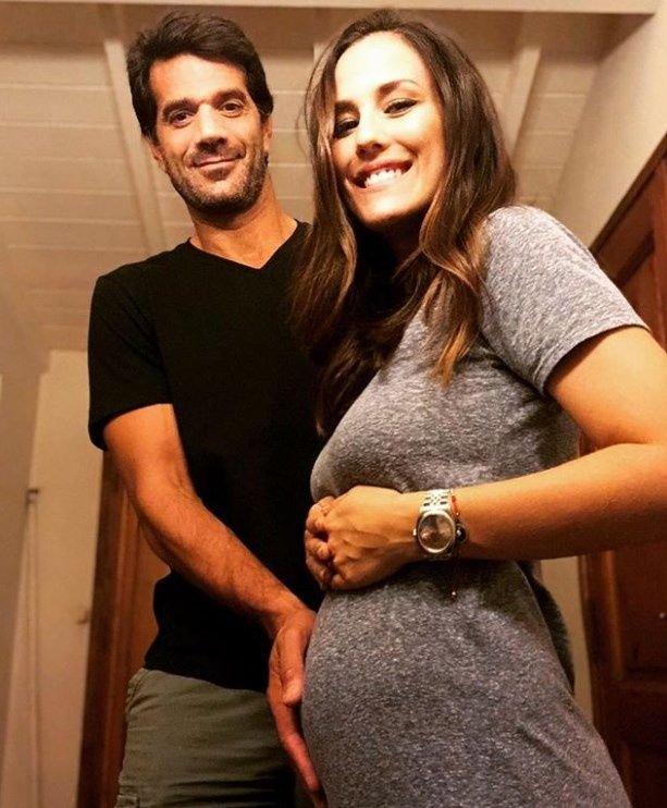 Luli Fernández atraviesa su cuarto mes de gestación.