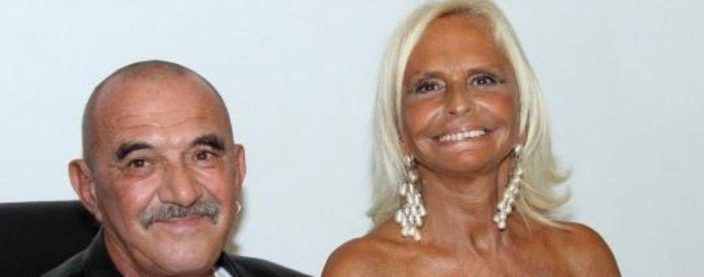 Rolando Hanglin maltrató en vivo a Carla Conte y lo sacaron del aire: el tenso momento