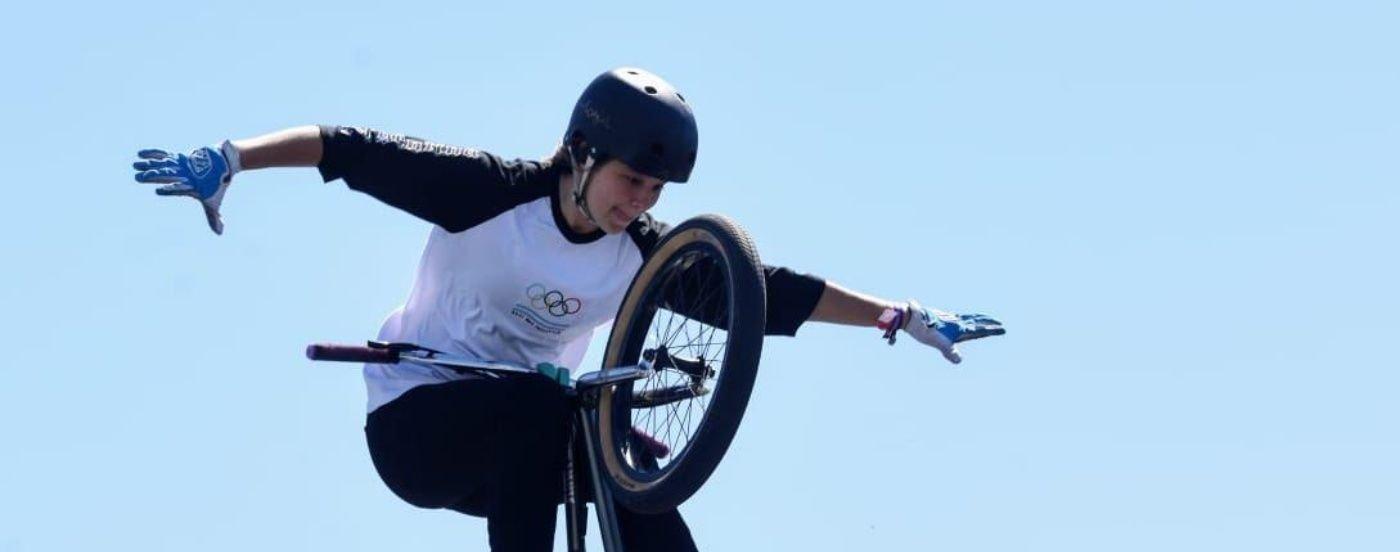 El BMX le trajo a Argentina su segunda medalla de oro en los Juegos Olímpicos de la Juventud