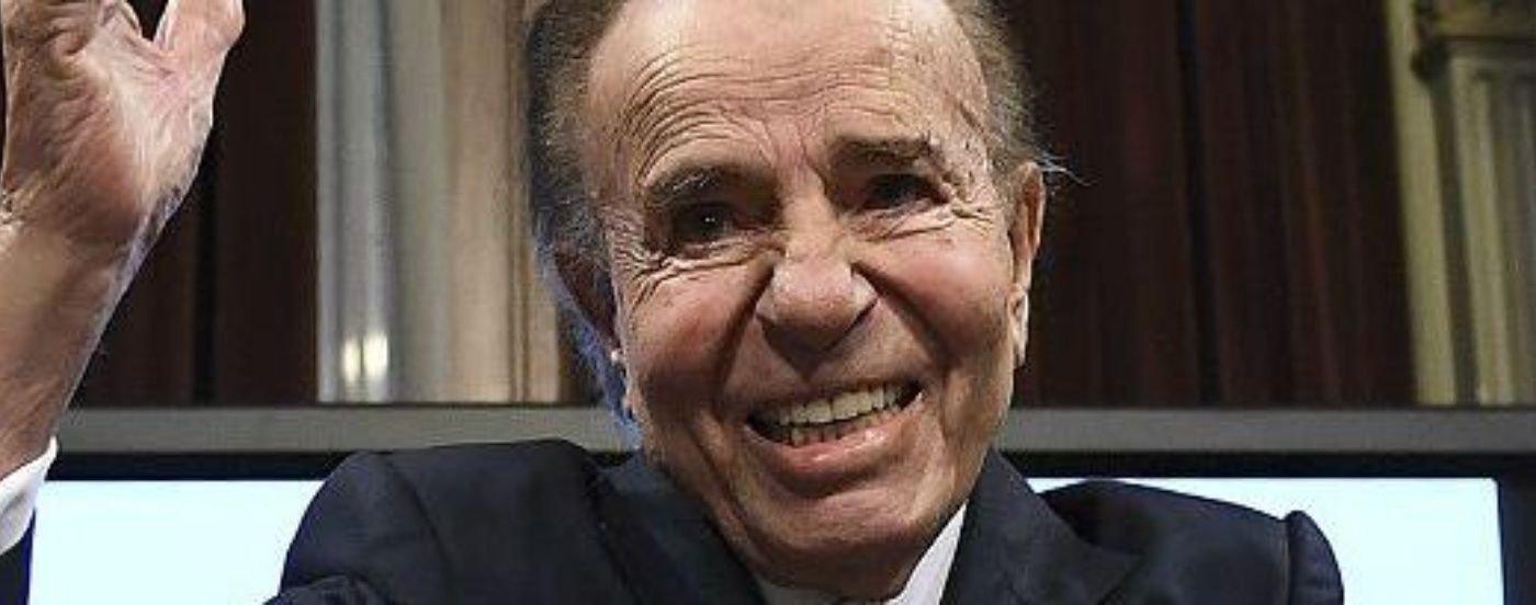 Casación confirmó la condena a Menem y Cavallo por los millonarios sobresueldos