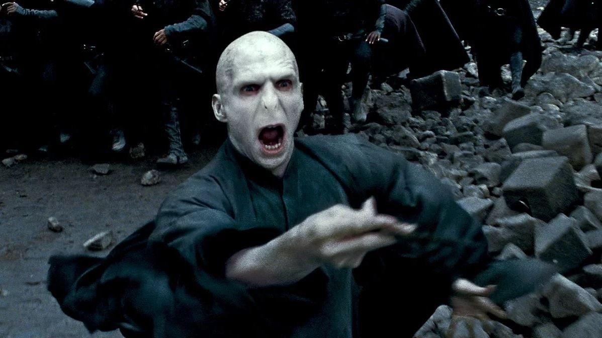 Lord Voldemort, el villano de Harry Poter al que casi nadie se animaba a mencionar con su verdadero nombre.
