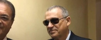 """Un espía de fiesta: Stiuso estuvo en el cumpleaños de Coppola y """"Guillote"""" dijo que es """"un tipo bárbaro"""""""