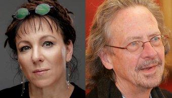 Una sorpresa y un candidato: Nobel de Literatura para Olga Tokarczuk y Peter Handke