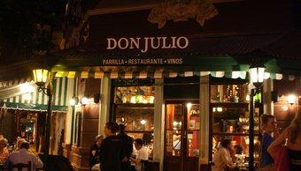 Don Julio: la parrilla argentina que fue elegida como el cuarto mejor restaurante de Latinoamérica