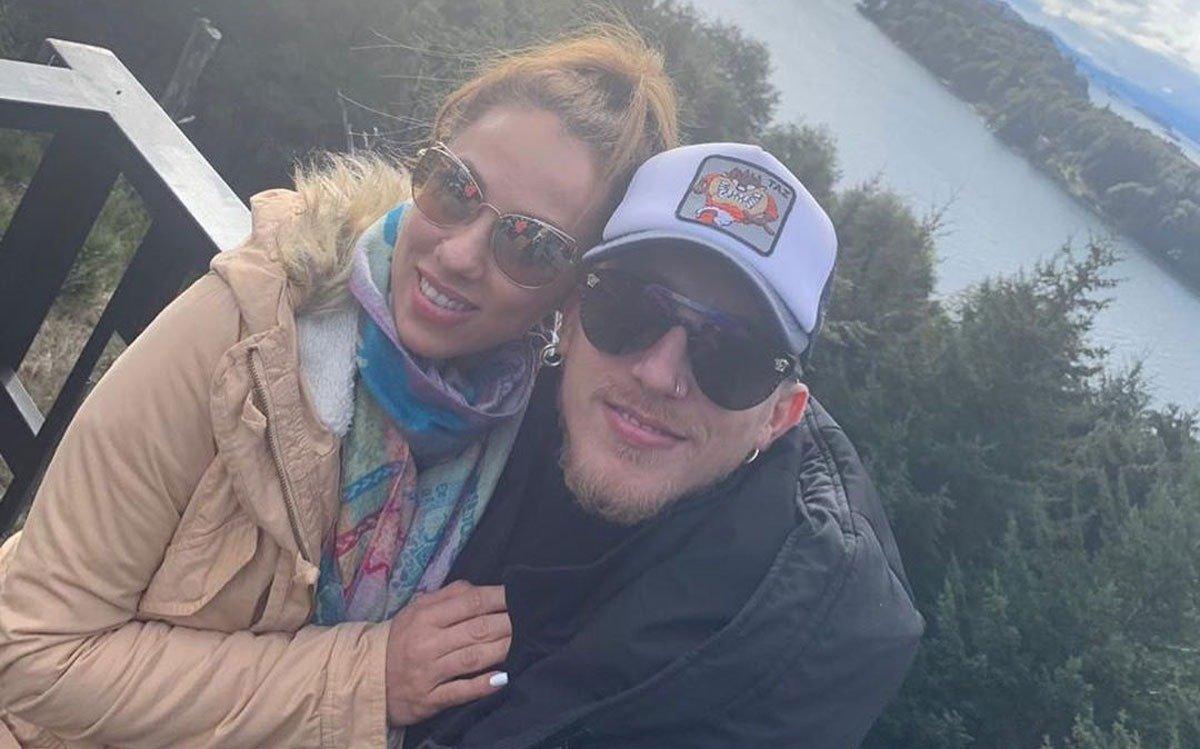 ¡Embarazo bomba! Barby Silenzi y El Polaco van a ser papás