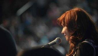 """""""¡Chispita!"""": el momento en el que Cristina Kirchner se burló y descalificó a Mauricio Macri"""