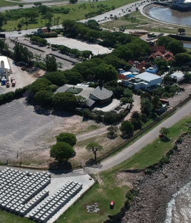 """Escándalo por el """"mini Puerto Madero"""" náutico que quiere construir la Ciudad en Costa Salguero"""