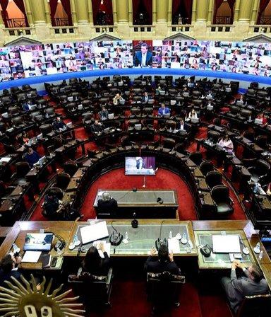 Diputados, en vivo: sigue la reunión de comisión por el Presupuesto 2021