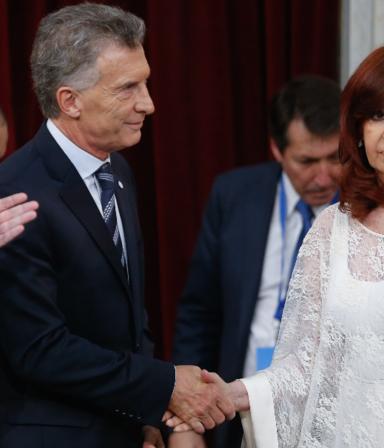 """Macri le puso condiciones al diálogo con el Gobierno: """"Cuesta entender las motivaciones de Cristina"""""""