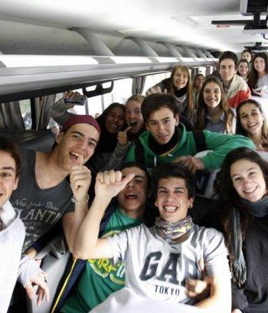 """""""Sin esto no hubiésemos podido viajar"""": la alumna que podrá tener su viaje de egresados en Provincia"""
