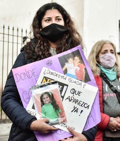 """""""Es desesperante cada día que pasa"""": la mamá de Guadalupe, a cuatro meses de su desaparición"""