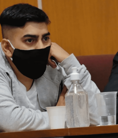 Lautaro Teruel fue condenado a 12 años: sus últimas palabras antes del veredicto