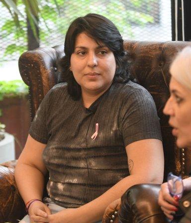 """""""Soy una luchadora y mi cicatriz es una batalla"""": el relato en primera persona de la pelea contra el cáncer de mama"""