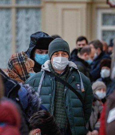 Preocupación en Rusia por el Covid: récord de muertes y más de 34 mil nuevos casos diarios
