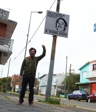 Encubrimiento, poder político e impunidad: a 20 años de su desaparición, piden justicia por Darío Jerez