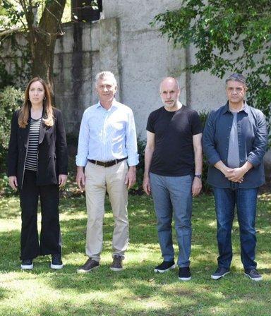 Con datos falsos, Larreta, Santilli y Vidal salieron a defender a Macri antes de la indagatoria por espionaje