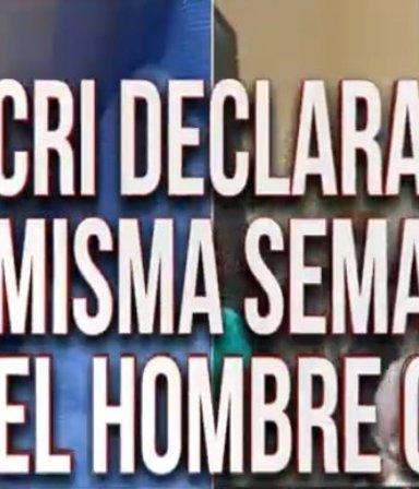 Las hilarantes placas rojas de Crónica durante la cobertura de la indagatoria a Macri