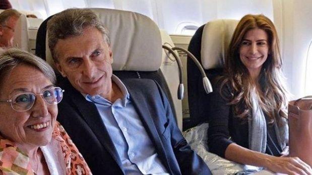 Mauricio Macri cuestionó la rentabilidad de Aerolíneas Argentinas.