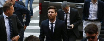 Declaración y, ¿extradición? Se complica la situación de Lio Messi en la causa por lavado