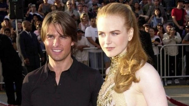 Tom Cruise y Nicole Kidman se separaron en 2001.
