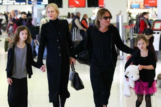Kidman volvió a formar pareja ne 2006 y tuvo dos hijas más.