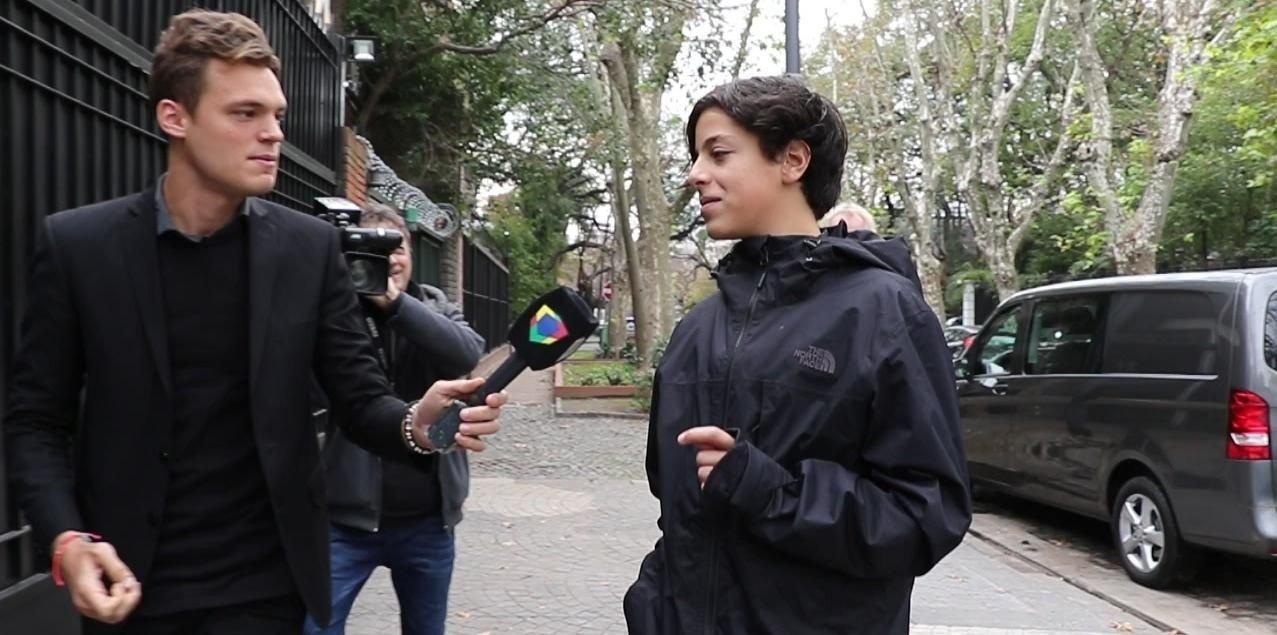 Máximo, el hijo menor de Carlos Menem, tiene un tumor cerebral y será operado