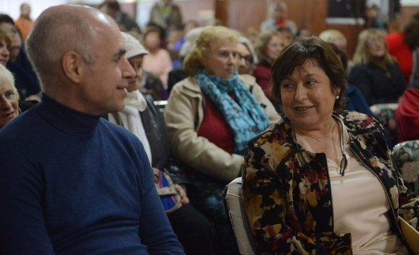 Macri y Larreta se disputan la conducción: con quién jugará Gracial Ocaña en el postmacrismo - BigBangNews