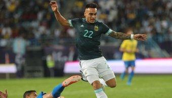 Con el regreso de Messi, Scaloni rompió la racha y la Argentina superó a Brasil