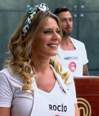 Explotó Rocío Marengo tras su eliminación de Masterchef y aniquiló a sus compañeros