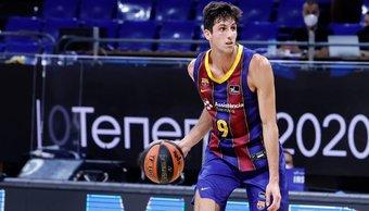 Leandro Bolmaro fue elegido en el draft de la NBA, pero no jugará la próxima temporada