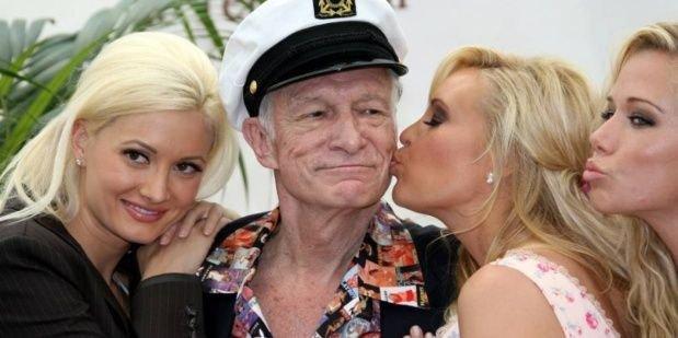 La vida en la mansión Playboy no era tan sexual como se pensaba.