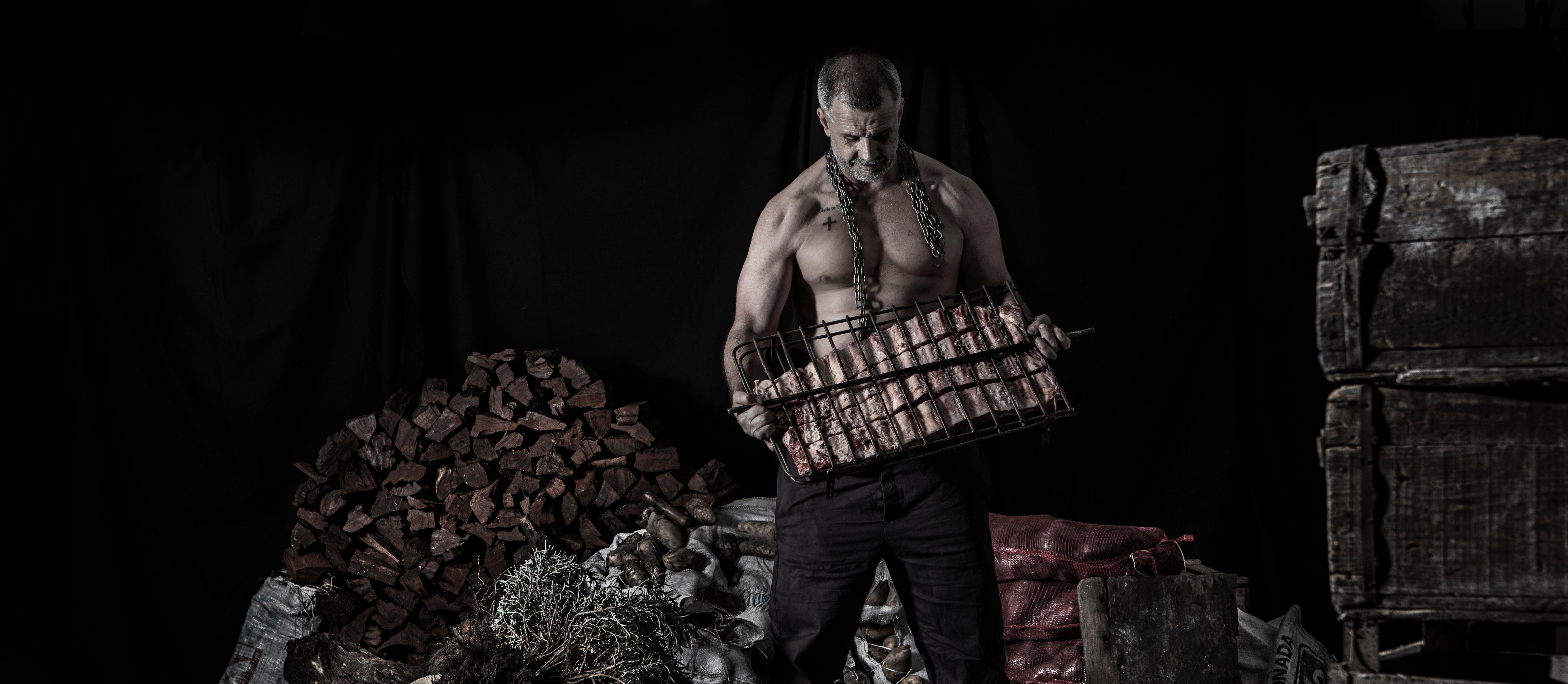 Los chefs más famosos del país muestran su costado hot en un calendario