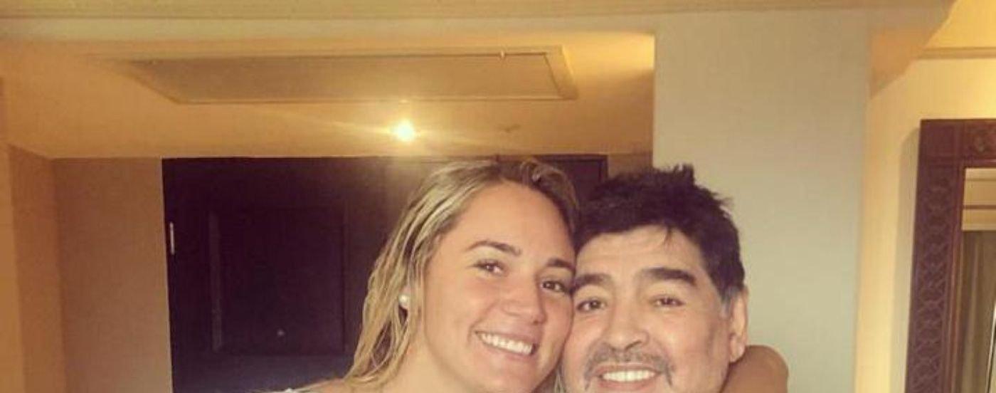 ¡Que viva el poliamor! Afirman que Rocío Oliva tiene otro novio y que Diego ya lo sabe