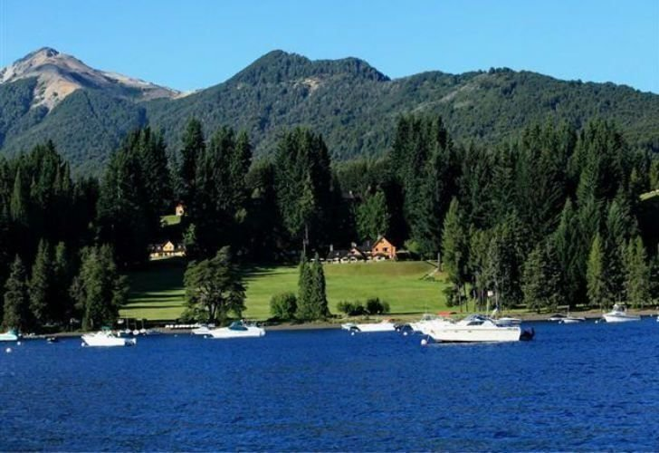 Macri, relajado: así es el country de Villa La Angostura donde pasa sus vacaciones