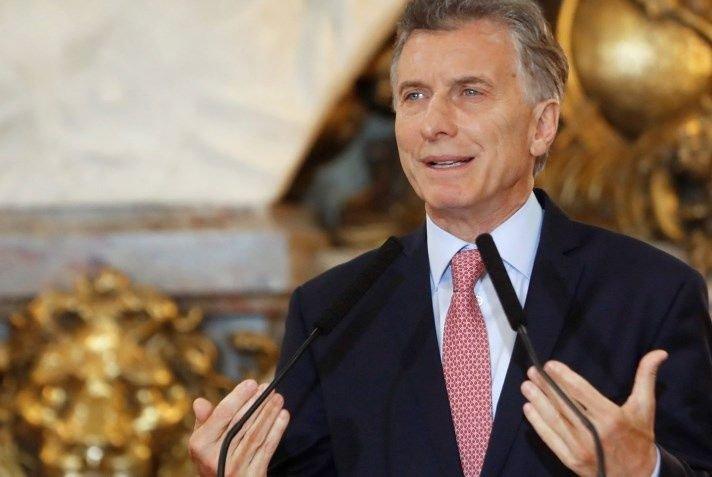 Hoy Macri cumple tres años como presidente.