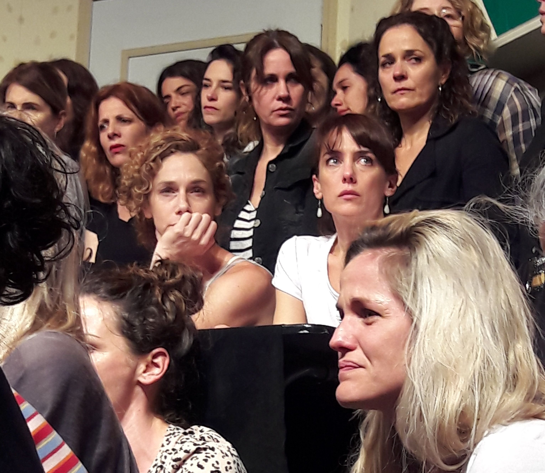 La patriarcal pregunta de un periodista a ThelmaFardín que la tele no mostró e indignó a todas las actrices