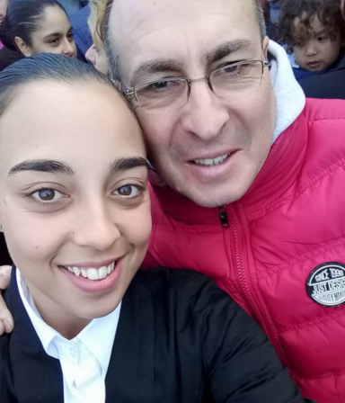 """El dolor del padre de la mujer policía que se suicidó por la pornovenganza: """"No me entra en la cabeza, no lo entiendo"""""""